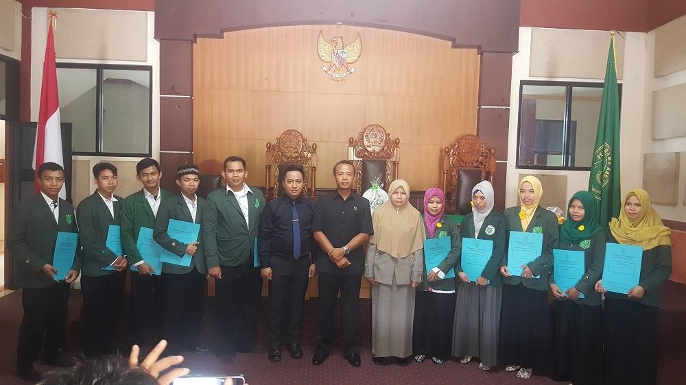 Perpisahan Praktikum B Mahasiswa STAI Darul Ulum Kandangan