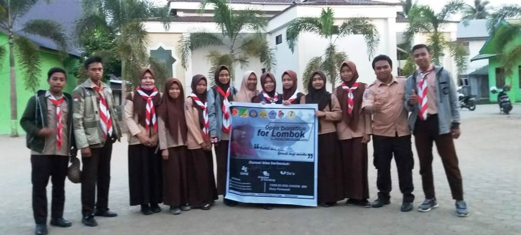 Aksi Sosial Ala Mahasiswa STAI Darul Ulum Kandangan