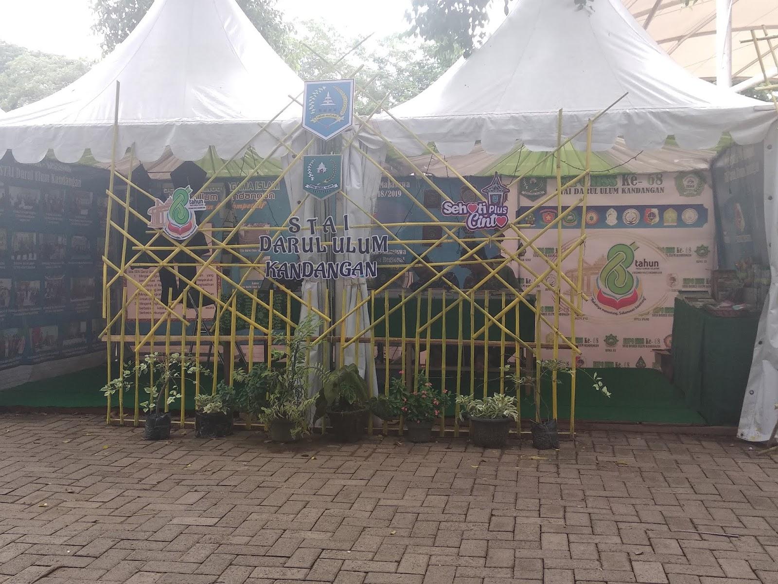 Ikut Serta  Memeriahkan HSS Expo 2018