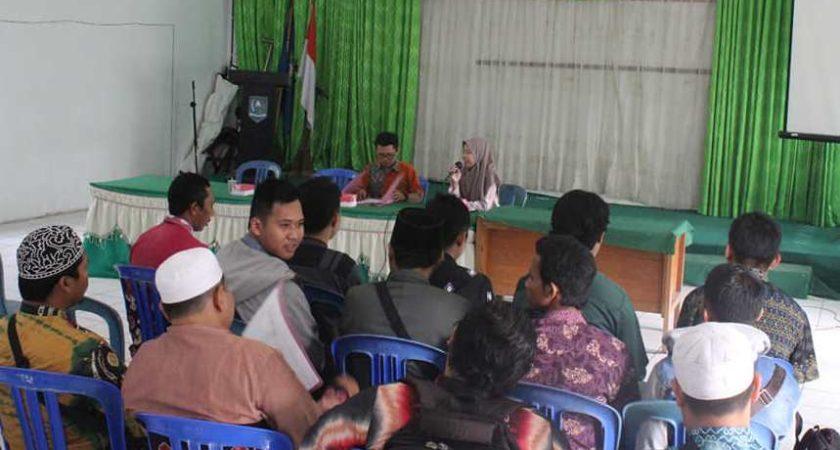 Pembekalan Praktikum B Mahasiswa Prodi Ahwal Syaksiyyah