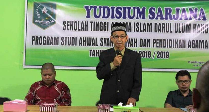 Yudisium Sarjana Gelombang II Semester Genap 2018/2019