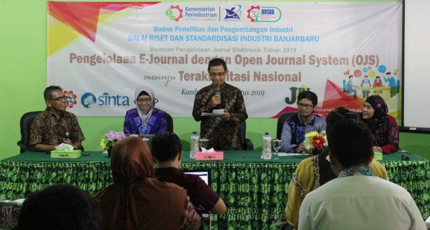 Workshop Pengelolaan Jurnal Online