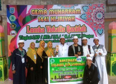 STAI Darul Ulum Juara I Karnaval Tahun Baru Islam