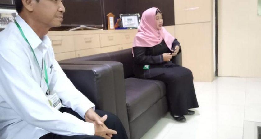 Kunjungan STAI Darul Ulum Kandangan Ke PA Rantau