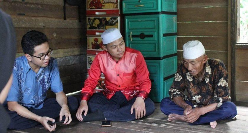 Aksi Sosial HIMA Prodi PAI STAI Darul Ulum Kandangan