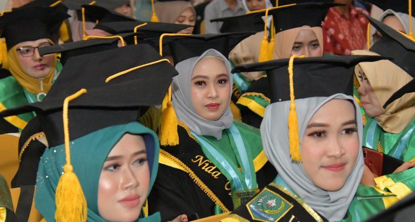 Wisuda sarjana XVI STAI Darul ulum kandangan Tahun 2019