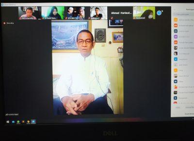 Halal bihalal Online Civitas Akademika STAI Darul Ulum Kandangan