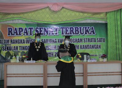 Wisuda Sarjana XVII STAI Darul Ulum Kandangan